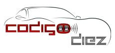 CODIGO DIEZ. Programación y duplicados de Llaves de coche