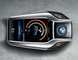 El futuro de las llaves de los coches